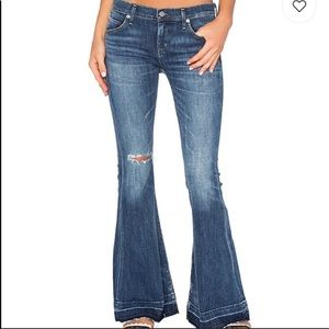 Agolde Madison flare jeans blue 24
